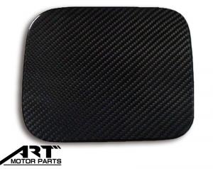 Dry Carbon Fiber TOYOTA Wish 02-09 Fuel Cap Cover