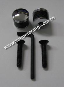 Carbon Fiber License Plate Screws AR-LPS010