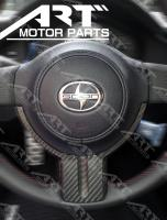 Dry Carbon Fiber BRZ/GT-86 /FR-S Steering Wheel Cover